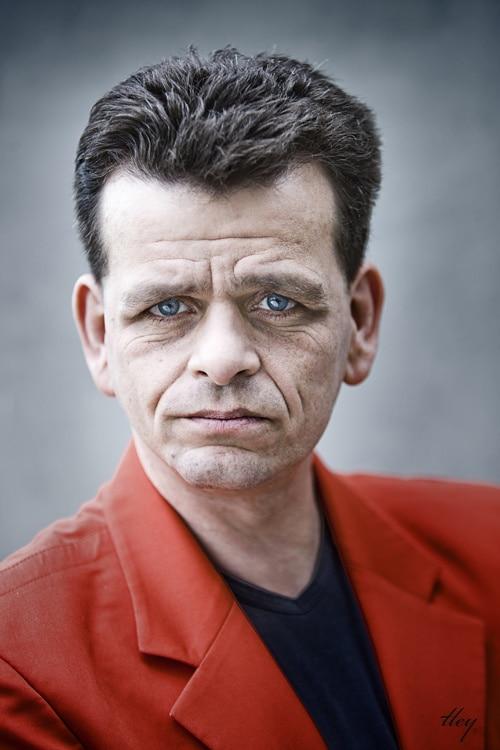 Portrætfotograf: Camilla Hey - billede af Mikkel deMib Svendsen