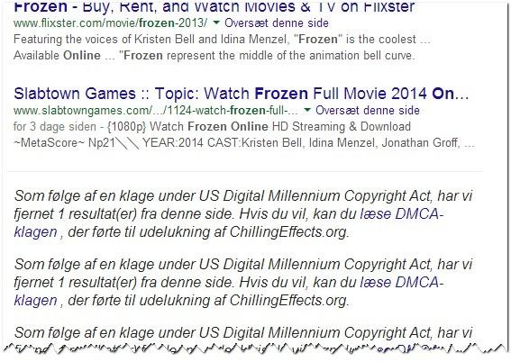 google-dmca