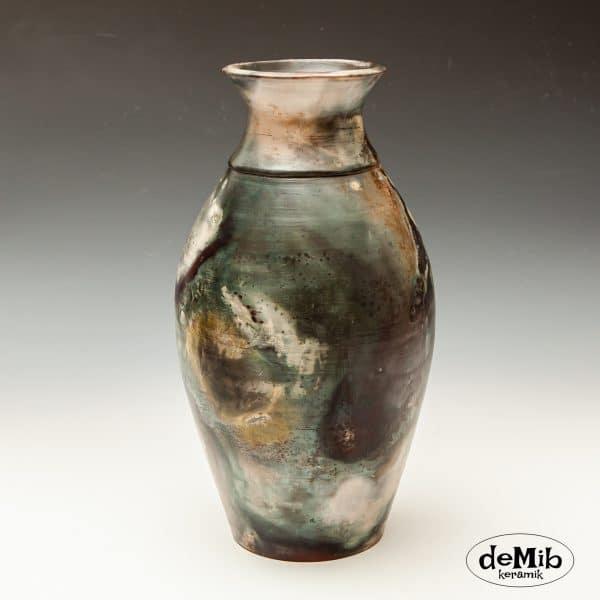 Pitfire Vase