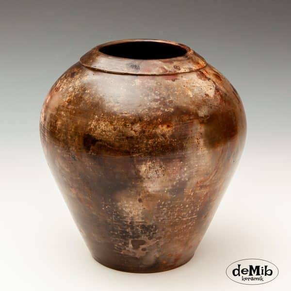 Buttet Pitfire Vase