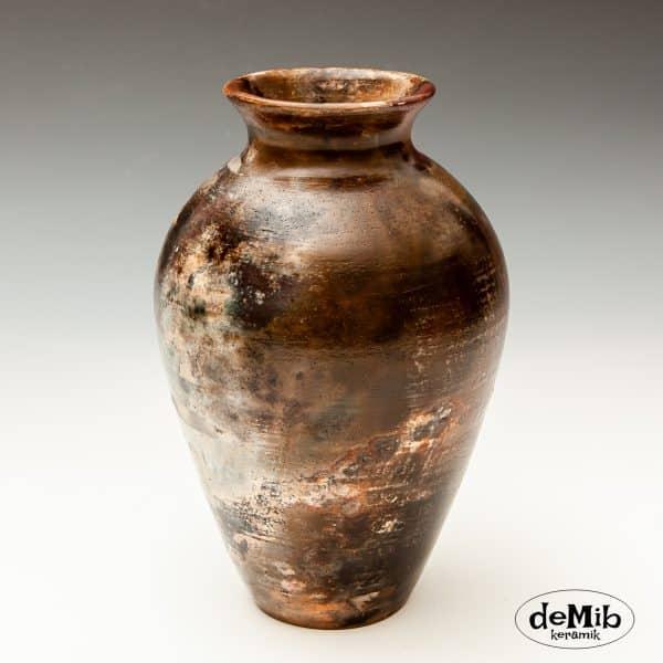 Smuk Pitfire Vase