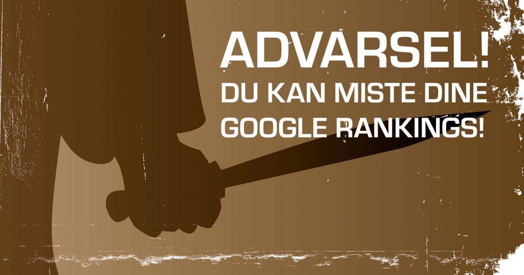 nedlukning-website-google-rankings